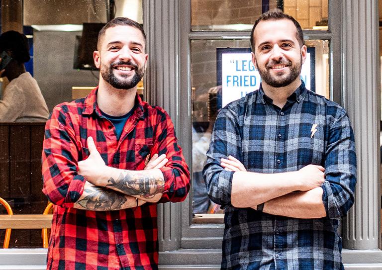 Den smarte kasseløsningen for street food og take away