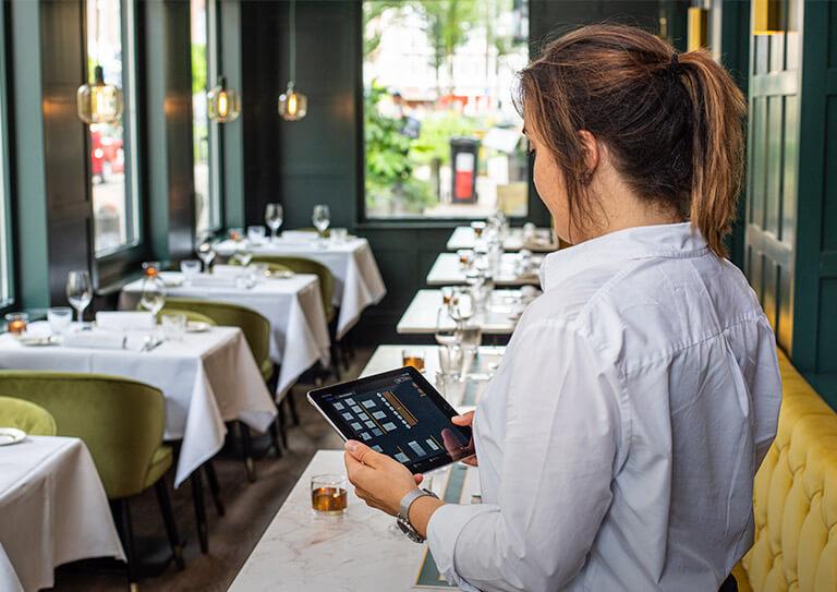 Das Premium-Kassensystem für Fine Dining