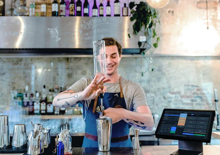 Das clevere All-in-one Kassensystem für Bars und Nachtclubs